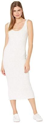 Rachel Pally Rib Sweater Abbie Dress (Heather) Women's Clothing