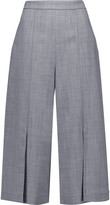 Proenza Schouler Cropped stretch-wool culottes