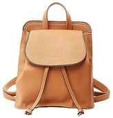 Charlotte Russe Faux Leather Backpack