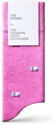 The London Sock Exchange The Panda Sock