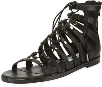 Jimmy Choo Gigi Flat Gladiator Sandals