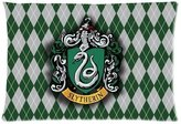 Personalize Pillowcase Custom Harry Potter Hogwarts Slytherin Logo Rectangular Pillow Case 20x30 Inches Creative Personalized Pillowcase Bedding Pillow Slips