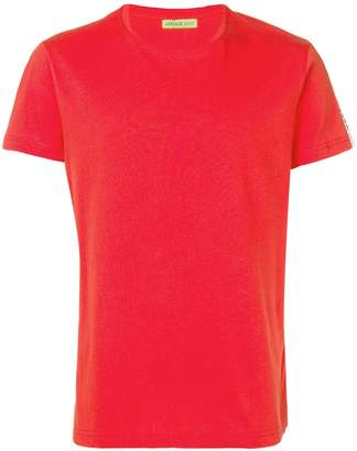 Versace logo band T-shirt