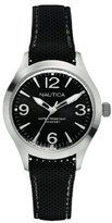 Nautica Women's Quartz Watch with Silicone A11093M