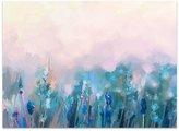 United Artworks Song Bloom Canvas