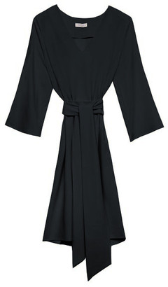 Marville Road - Black Annette Dress - 34