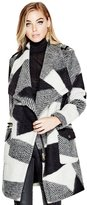 GUESS Factory Larisa Wrap Coat