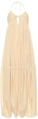 Jacquemus La Robe Calci cotton dress