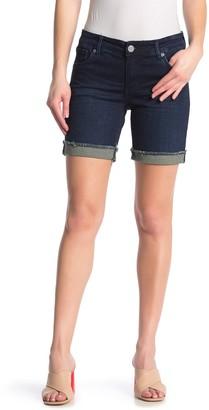 KUT from the Kloth Katy Denim Boyfriend Shorts