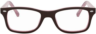 Ray-Ban RX5228 Square Prescription Eyeglass Frames