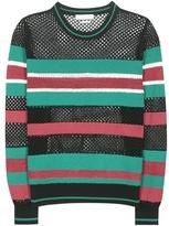 Etoile Isabel Marant Isabel Marant, Étoile Deacon striped knitted sweater