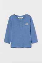 Thumbnail for your product : H&M Cotton Henley top