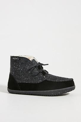 Minnetonka Torrey Slipper Boots By in Black Size 6
