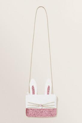 Seed Heritage Glitter Bunny Bag