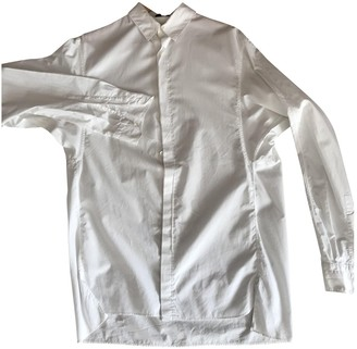 Lanvin White Cotton Shirts