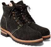 Visvim Zermatt Suede Boots
