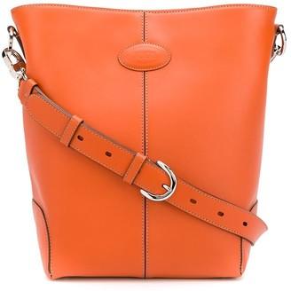 Tod's Oval-Shaped Shoulder Bag
