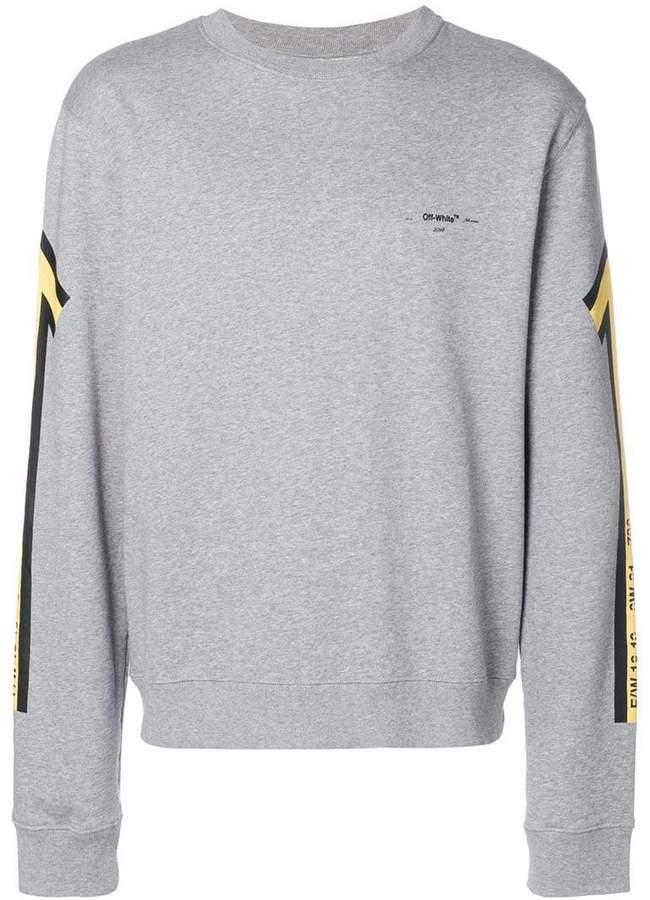 Off-White arrows sweatshirt