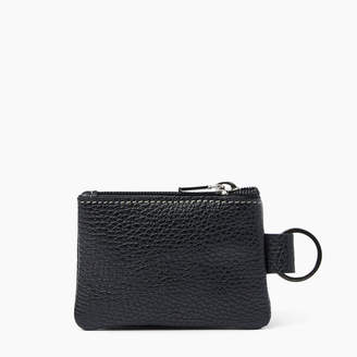 Roots Top Zip Key Pouch
