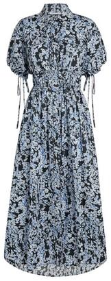 Camilla And Marc Floral Print Anjelica Maxi Dress