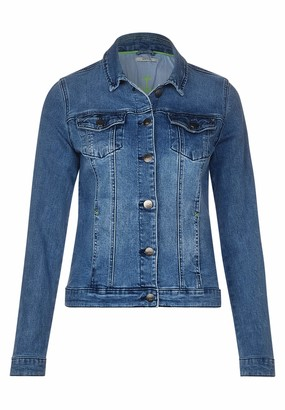 Cecil Women's 211122 Denim Jacket