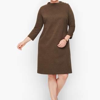 Talbots Heathered Shift Dress