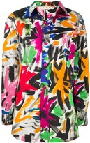 Marni Abstract Print Shirt