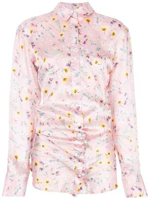 Y/Project floral print shirt