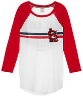 PINK St. Louis Cardinals Bling Perfect Baseball Tee
