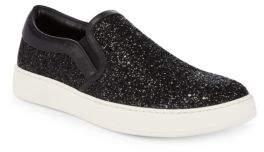 Christian Dior Slip-On Platform Sneakers