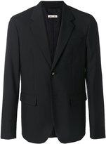 Marni classic straight fit blazer