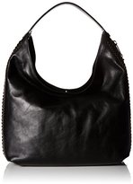 Rebecca Minkoff Bryn Double Zip Hobo with Studs Shoulder Bag