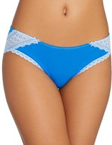 Maidenform Womens One Fab Fit Cotton Stretch Tanga, DMCS59