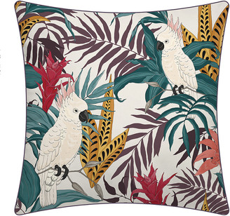 Beaumont Tropicalism Parrot Outdoor Cushion - 45x45cm