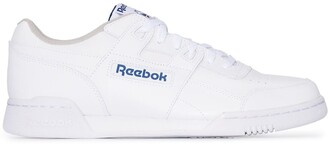 Reebok Workout Plus leather sneakers