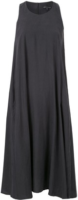 James Perse Flared Sleeveless Dress