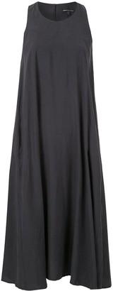 James Perse flared sleeveless dress