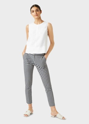 Hobbs Annie Trouser With Stretch
