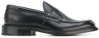 Tricker's James penny loafers