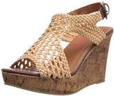 Jellypop Women's GEORGIA Wedge Sandal