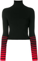 Tommy Hilfiger Tommy x Gigi striped sleeve sweater