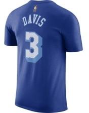 Nike Los Angeles Lakers Anthony Davis Men's Hardwood Court Player T-Shirt
