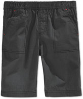 Epic Threads Little Boys' Railroad Stripe Pull-On Shorts, Only at Macy's