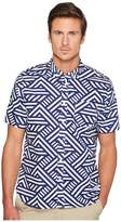 Penfield Elba Geo Short Sleeve Shirt