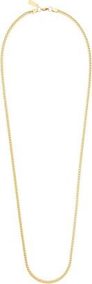 Nialaya Jewelry Square Chain Necklace