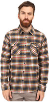 RVCA That'll Work Flannel Long Sleeve
