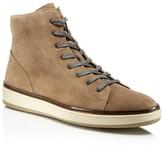 To Boot Cam Side Zip Sneakers