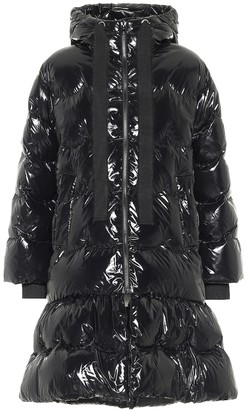 RED Valentino quilted down coat