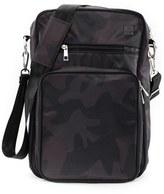 Ju-Ju-Be Infant Helix Onyx Collection Messenger Diaper Bag - Black