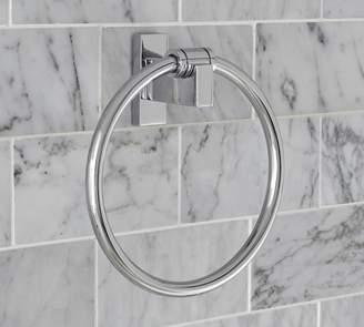 Pottery Barn Hewitt Towel Ring